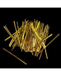 Twist Tie - Golden (10cm)